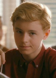 Louis Weasley played by Callan McAuliffe