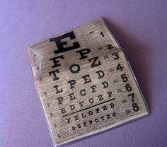 Eye love what eye do.