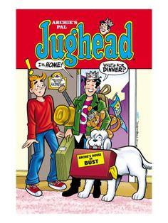 Archie Comics Cover: Jughead #207