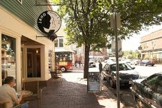 Jaho Coffee in Salem, MA.    need to go in there the next time I'm up