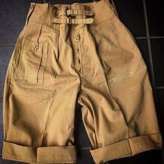 British Army Gurkha Shorts