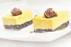 prajitura cu crema de portocale Raw Vegan Recipes, Bakery, Cheesecake, Lime, Sweets, Desserts, Food, Cooking Food, Lima