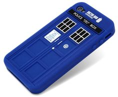 doctor who experience iphone case
