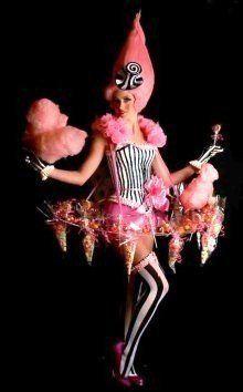 Cotton Candy Bon Bon Girl