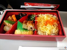 Airline food on pinterest boeing 777 united airlines for Airasia japanese cuisine