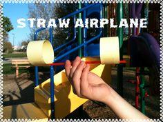 StrawAirplane.jpg 1,600×1,200 pixels