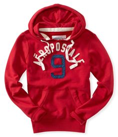 aeropostale hoodies | Details about aeropostale mens aero 9 popover hoodie