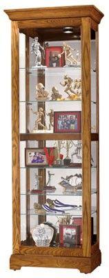 Moorland 680-471 Howard Miller Curio Cabinet