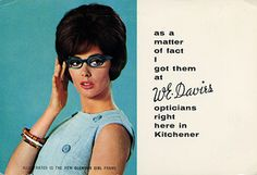 WR Davies Prescription Opticians, Kitchener ON | Flickr - Photo Sharing!