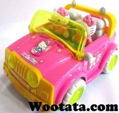 Mainan Musik Anak Perempuan Hello Kitty