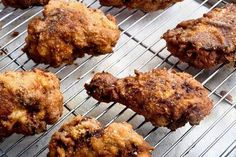 How To Cook Fried Chicken (NYTimes)