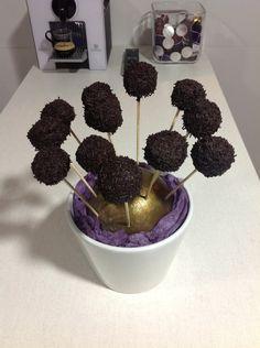 Cake Pops with Oreo