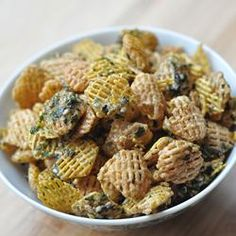 Furikake Snack Mix Allrecipes.com