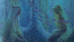 Christian Birmingham | ILLUSTRATION | The Little Mermaid