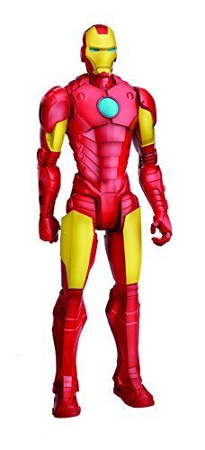Marvel Marvel Iron Man 3 Titan Hero Series Iron Man Figure Iron Man 3 titanium Hero series Iron Man figure [parallel import goods] >>> Details can be found by clicking on the image.(It is Amazon affiliate link) #LoveForMarvel Man Figure, Iron Man Action Figures, Iron Man 3, Avengers Age, Age Of Ultron, Comic Books, Comic Book Heroes, Plastic, Amazon