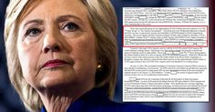 """FBI Files on Hillary's Emails Reveal """"Shadow Government"""" Was in Charge of Her Investigation"""