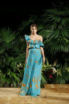 Johanna Ortiz Columbia Fashion Week 2016