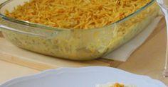 Esse fricassé vegetariano de berinjela é um prato muito rico e ótimo para os dias de festa!