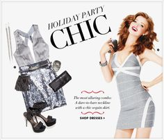 BEBE HOLIDAY CAMPAIGNS by Rosemary Cassidy, via Behance