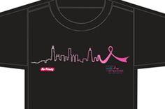 9066fd1e the winning T-shirt design Breast Cancer Walk, Breast Cancer Support,  Breast Cancer