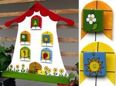 Házikó Advent Calendar, Holiday Decor, Home Decor, Nap, Google, Ideas, Scrappy Quilts, Picasa, Journals