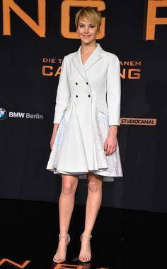 White Hot from Jennifer Lawrence's Best Looks | E! Online