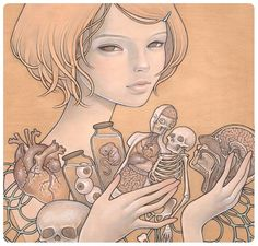 Audrey Kawasaki - Ethereal Art « Epheriell DesignsEpheriell Designs