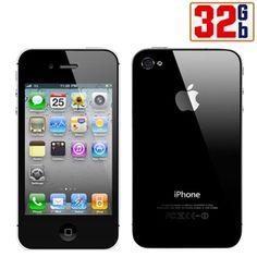Apple iPhone 4S 32GB (Black) – AT « Store Break