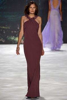 Badgley Mischka - Spring Summer 2013