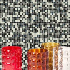 Ice Cream Collection Mod.Cola Vitrogres Mosaic