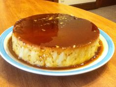 Flan - Melody's homemade flan! I used the following recipe. It was awesome.   http://www.mexicoinmykitchen.com/2012/08/easy-flan-recipereceta-de-flan-facil.html