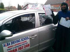 ALBA Driving School - Cheap Driving Lessons Birmingham, London