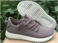 Adidas Yeezy Boost 350 Couple casual shoes Light purple0