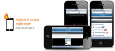 phpVibe Mobile edition! Nice mobile video script!