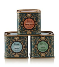 Harrods Loose Leaf Tea Gift Pack (3 x 50g) available to buy now. Shop luxury loose leaf teas from the Harrods Food Halls online & earn reward points.