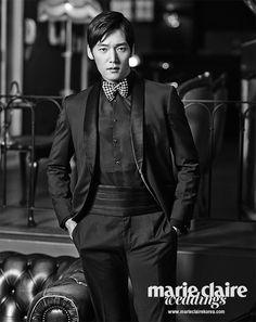 Choi Jin Hyuk ♡ #KDrama - Gu Family Book  -  Marie Claire August, 2013