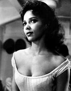 Dorothy Dandridge: first African American to be nominated for an Best Actress.