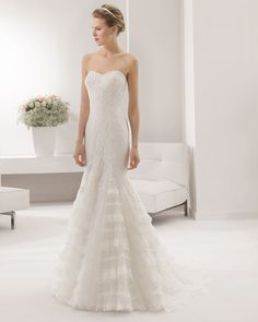 8B157 PEKIN | Wedding Dresses | 2015 Collection | Alma Novia