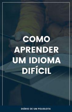 A melhor forma de aprender Inglês em casa - Entrevista com Márcia Daniela - Diário de um Poliglota
