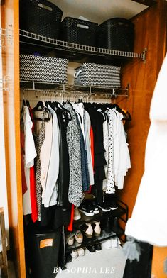 19 Genius Dorm Closet Organization Ideas That Will Change Your Life