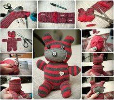 make ur own teddy