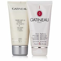 Gatineau Anti-Aging & Radiance Enhancing Gommage Duo Anti Aging, Shampoo, Perfume, Skin Care, Bottle, Face, Skincare Routine, Flask, Skins Uk
