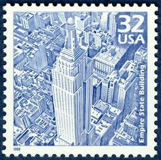 May 1, 1931: President Herbert Hoover officially dedicated New York City's #EmpireStateBuilding, pressing a button from the White House that turned on the building's lights.