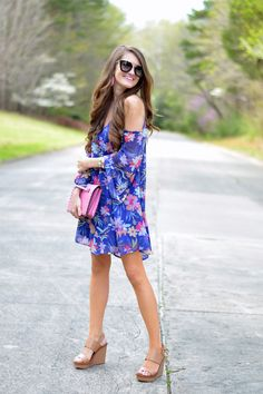 Southern Curls & Pearls: Floral Cut-outs...