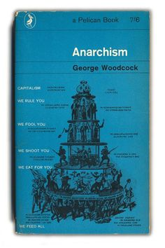 Anarchism 1962. George Woodcock (1912 – 1995) was a Canadian writer of political biography and history, an anarchist thinker, an essayist and literary critic. He was also a poet and published several volumes of travel writing.