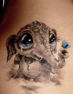 lucky elephant tattoo - Szukaj w Google