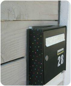 Customiser sa boite aux lettres