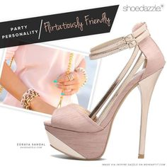 Not sure if I like these Cute Shoes, Me Too Shoes, Walking Tall, Sugar And Spice, Shoe Dazzle, Platform, Sandals, Heels, Style