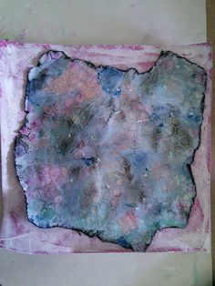 Mixed Media Background Scrapbook Pages, Amethyst, Mixed Media, Texture, Crystals, Cards, Style, Surface Finish, Swag