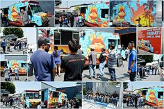 We had an awesome time celebrating the continued hard work of our manufacturing team today with tasty food provided by Oh My Gaga Food Truck, Happy Friday everyone!